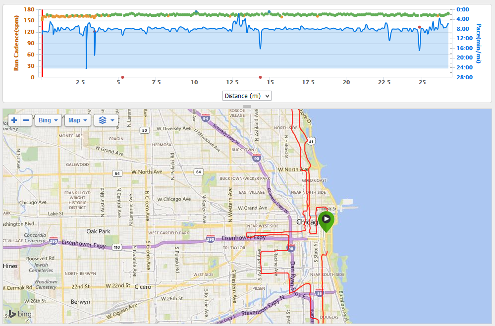 2015 Chicago Marathon
